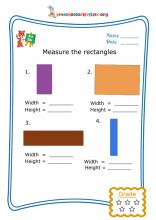 Measure the Rectangles